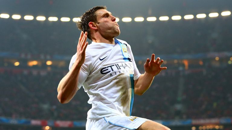 James Milner: Believes Manchester City are a match for anyone in Europe