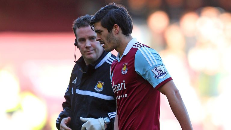 James Tomkins: Wants more wins