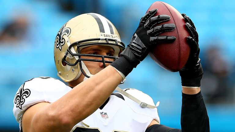Jimmy Graham: Tight end is looking for wide receiver money