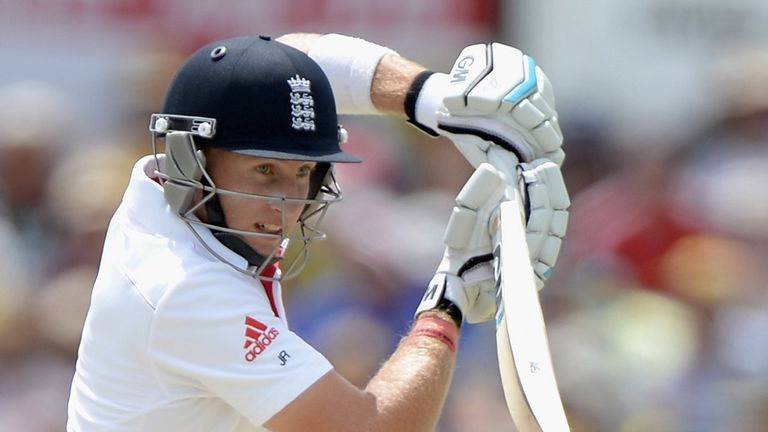 Joe Root: The young England batsman has been rewarded for his fine Ashes summer last year