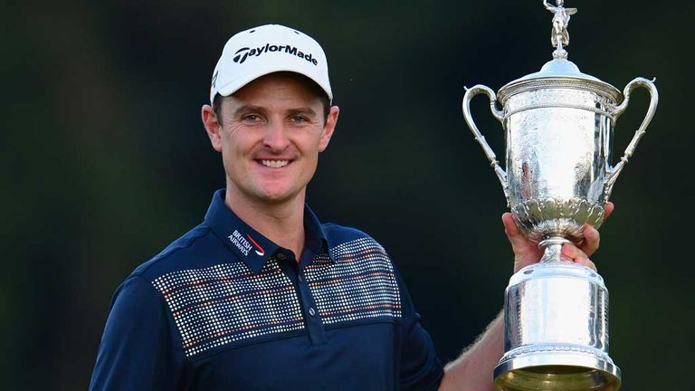 US Open champion Justin Rose targets top ranking