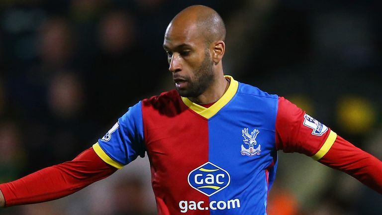 Jimmy Kebe: Joined Leeds from Crystal Palace
