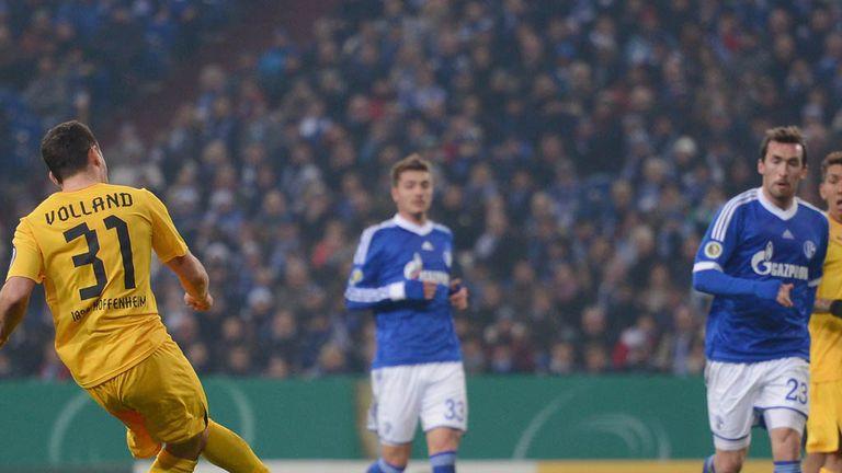 Kevin Volland: Helped knock out Schalke
