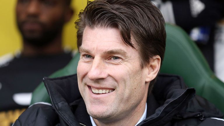 Michael Laudrup: A game of two halves for the Dane