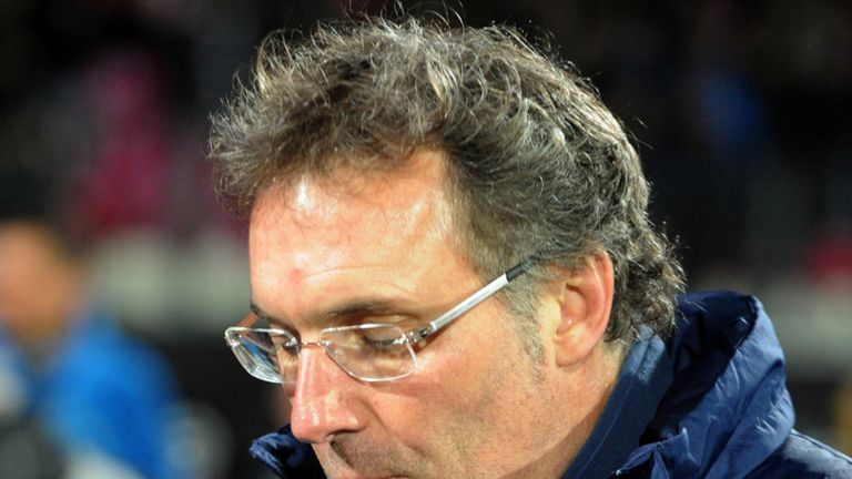 Laurent Blanc: Wanted a win