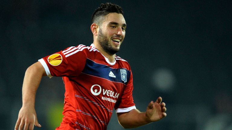 Jordan Ferri: Hit the winner for Lyon