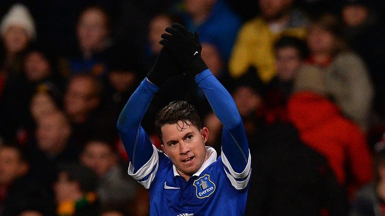 Bryan Oviedo: Has flourished under Roberto Martinez at Goodison Park