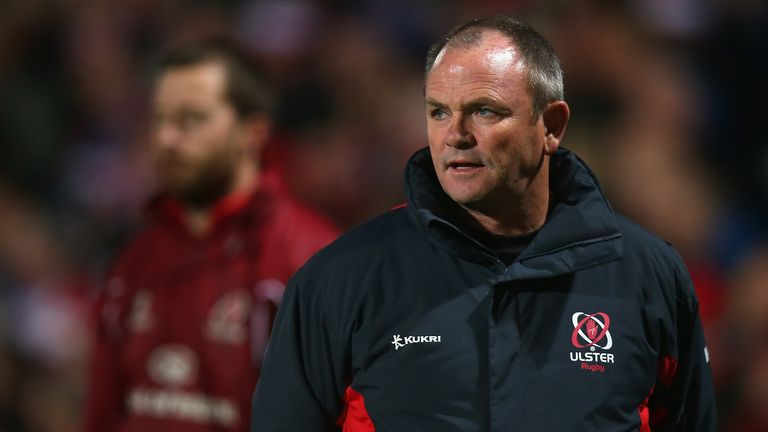 Mark Anscombe: Knows Ulster's trip to Treviso will be no walk in the park