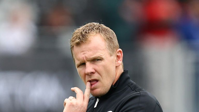 Mark McCall: The Saracens boss has said his side will not repeat last year's collapse.