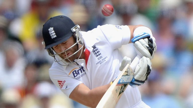 Matt Prior: Embarrassed by England's collapse in Adelaide