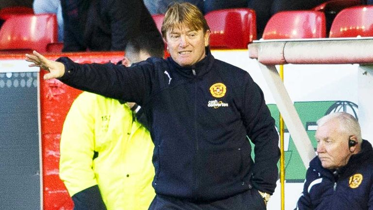 Stuart McCall: Was delighted after Motherwell fought back to win