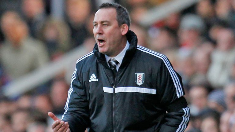 Rene Meulensteen: Saw Fulham lose 2-0