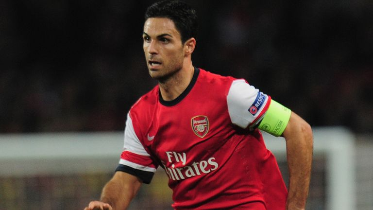 Mikel Arteta: Thinks John Obi Mikel could have seen red