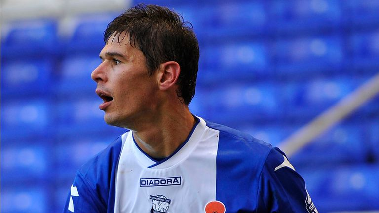 Nikola Zigic: On target in Birmingham win