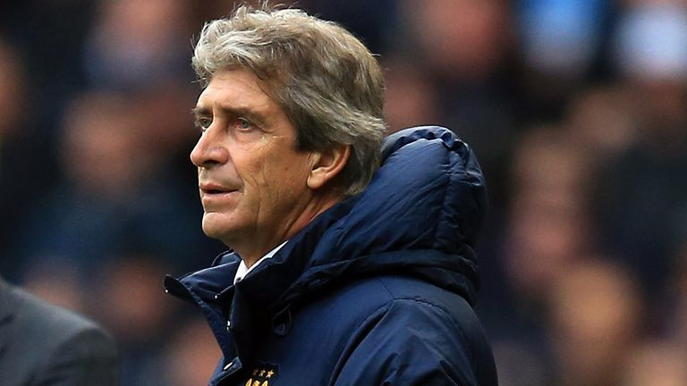 Manuel Pellegrini: Takes Manchester City to Swansea, live on Sky Sports 1HD
