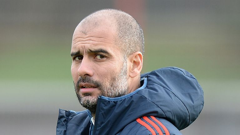 Pep Guardiola: More improvement expected