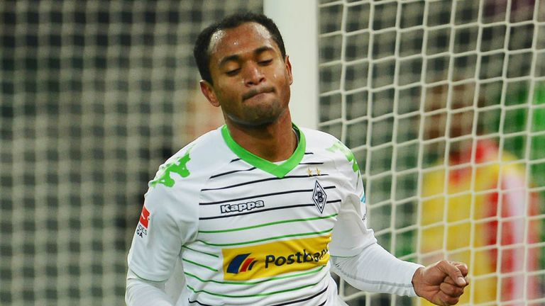 Raffael: On the scoresheet for Monchengladbach