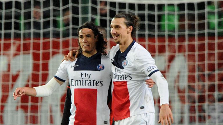 PSG: Are in cup action against Bordeaux on Tuesday night