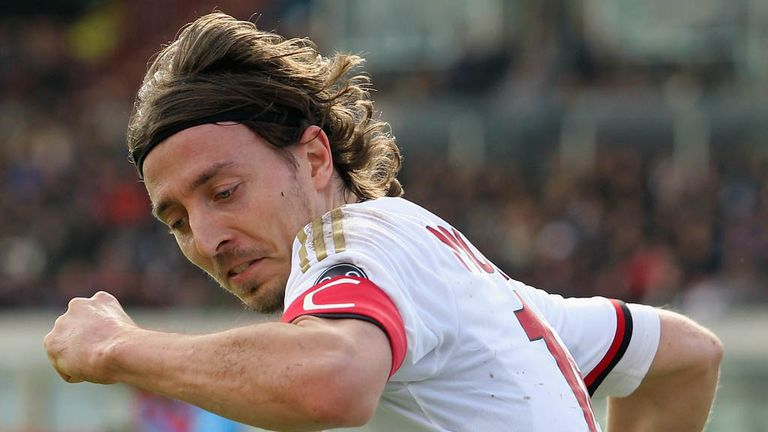 Riccardo Montolivo: Fired up for this summer's World Cup