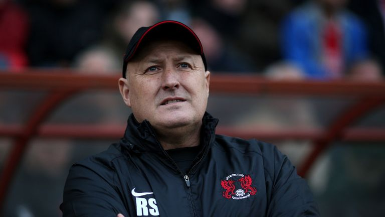 Russell Slade: Picked up maximum points in January