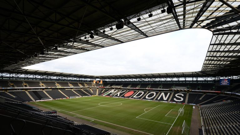 Stadium:mk: Preston clash rearranged