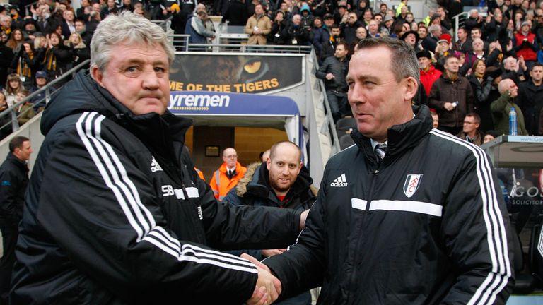 Steve Bruce: Enjoyed a remarkable afternoon against Rene Meulensteen's Fulham