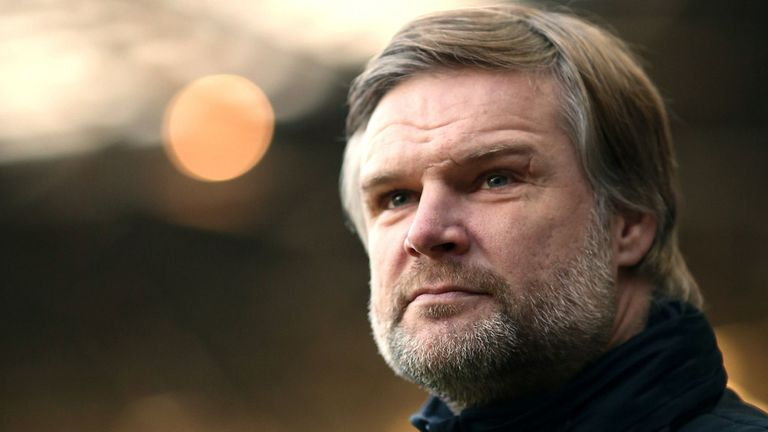 Steven Pressley: Looking to build a successful future