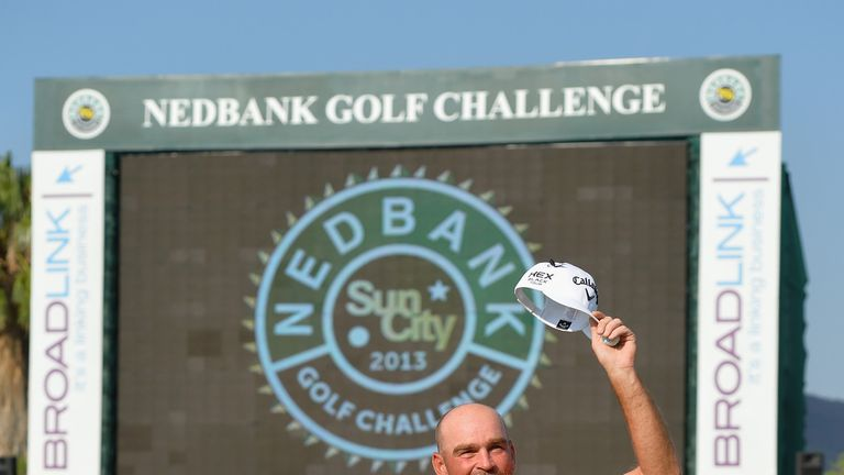 Thomas Bjorn: A career highlight in Sun City