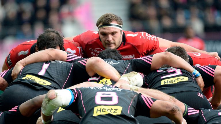 Another change in the scrum laws - 'yes nine' is axed