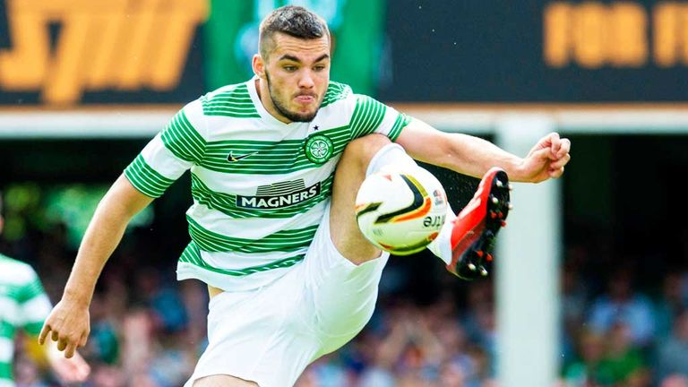 Tony Watt: Still has a future at Celtic according to boss Neil Lennon