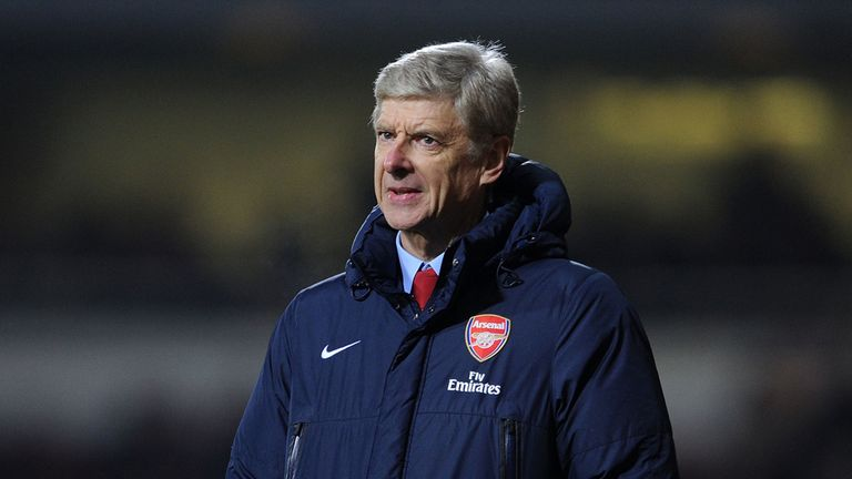 Arsene Wenger: Takes table-topping Arsenal to Tyneside to face Newcastle
