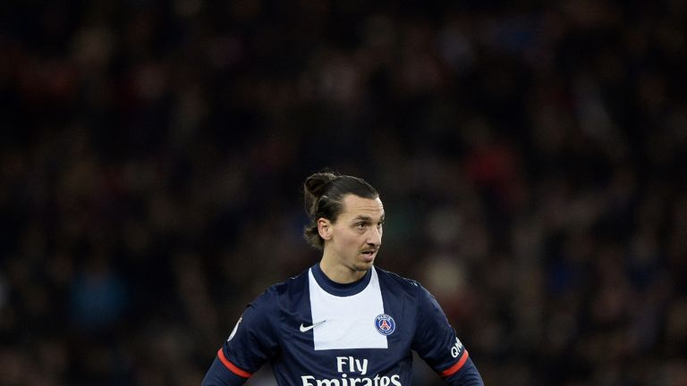 Zlatan Ibrahimovic: On the scoresheet in PSG draw