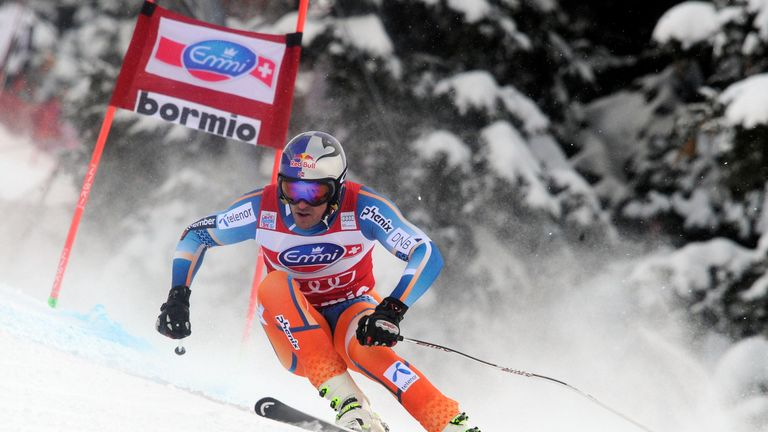 Aksel Lund Svindal: Took his first ever World Cup victory in Bormio