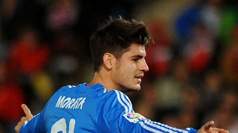 Alvaro Morata: Not available for a loan deal says Carlo Ancelotti