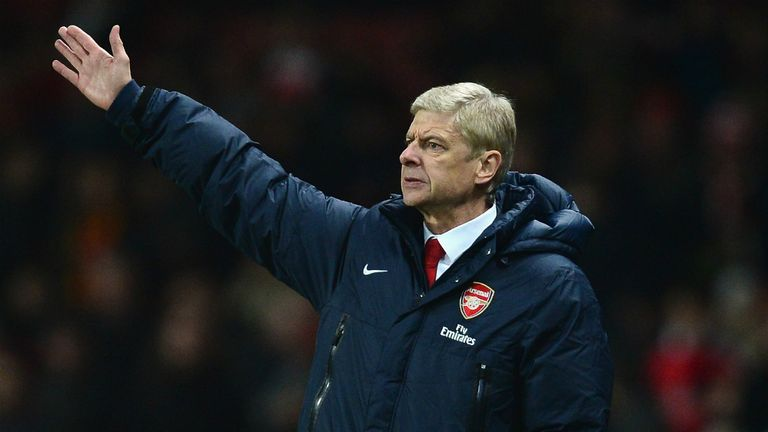 Arsene Wenger: Calling for a review of loan deals within the Premier League