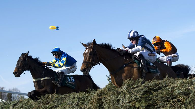 See racing over those famous fences for just £10