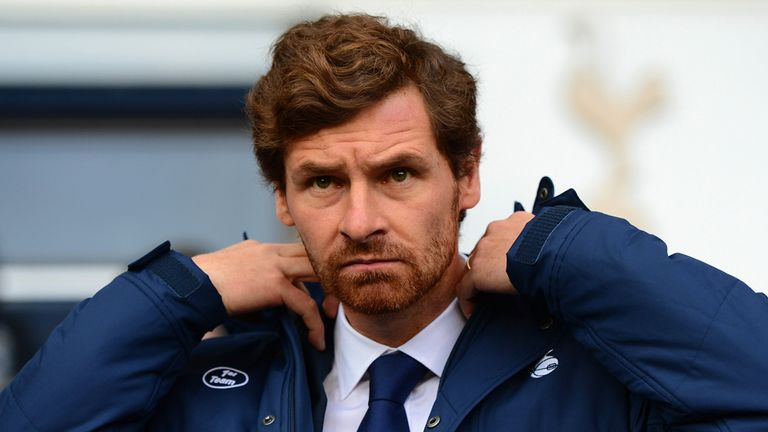 Villas-Boas: Is showing signs he's feeling the pressure, says Jamie