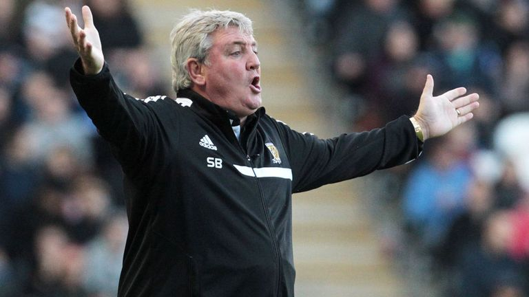Steve Bruce: Hoping for a shock against his old club on Boxing Day