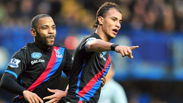 Marouane Chamakh: Three goals in three games for the striker