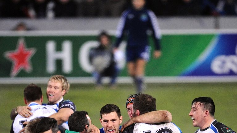Connacht: Recorded one of the biggest wins in their history