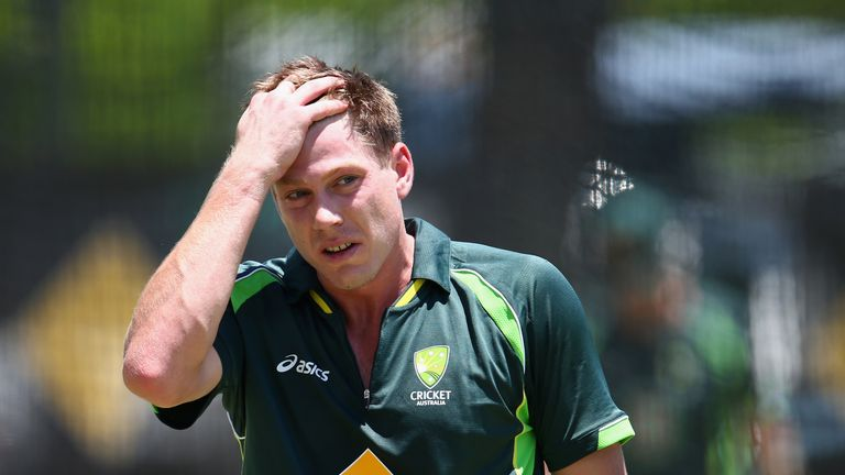 James Faulkner: Carried the drinks in Brisbane and Adelaide
