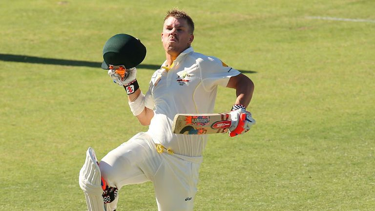 David Warner: Perth knocks lift Australia opener up the rankings