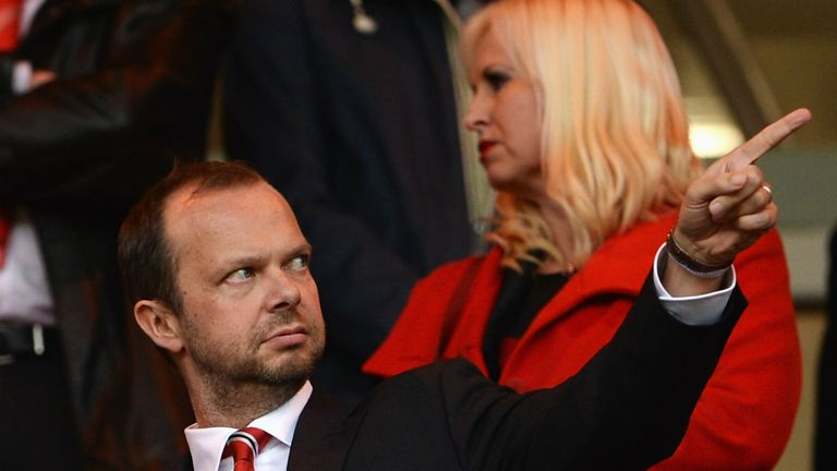 Ed Woodward: Big summer ahead