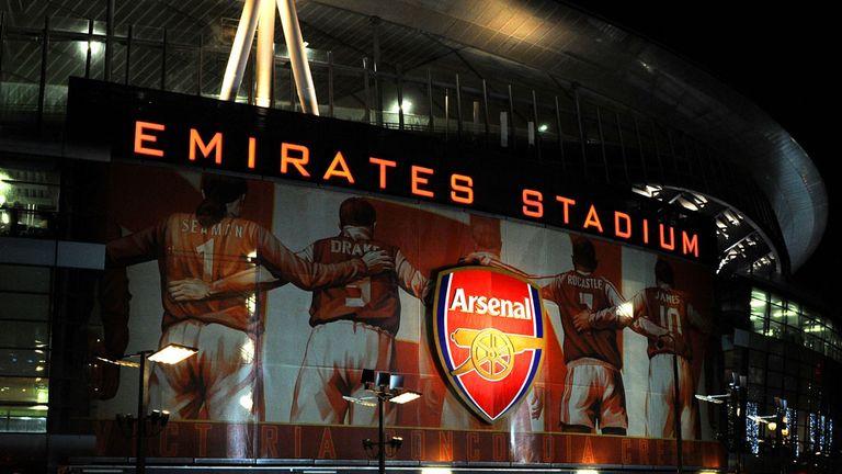 Arsenal: Filip Tasic enjoys Gunners trial