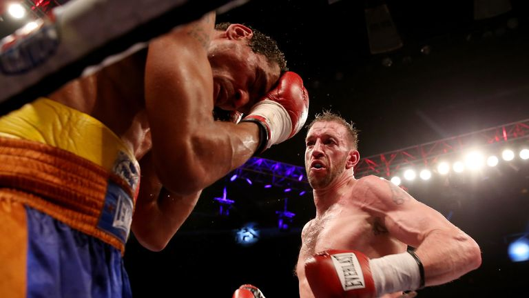 Enzo Maccarinelli: Confident of securing world title