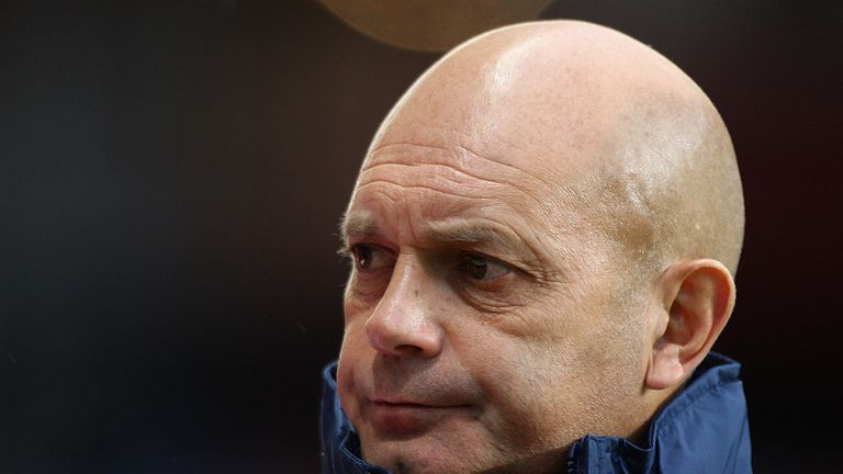 Ray Wilkins: New head coach of Jordan