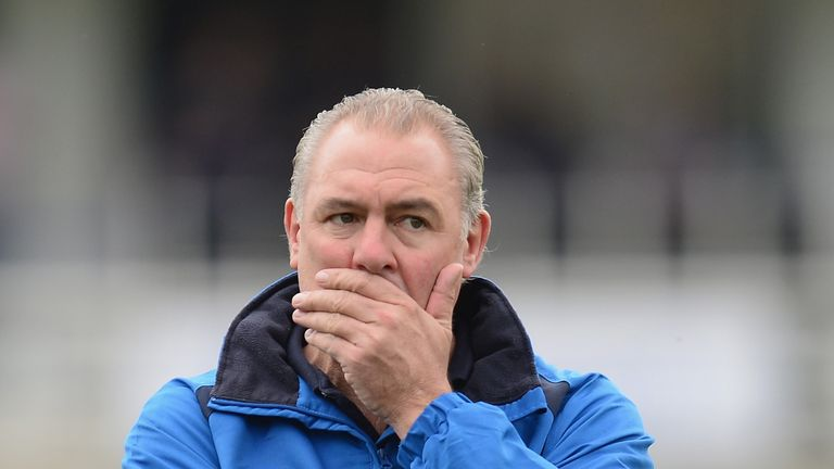 Gary Gold: Surprise departure from Bath this week