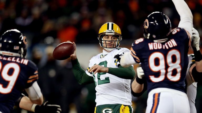Aaron Rodgers: Recovered from a rusty start to see the Packers into the play-offs again