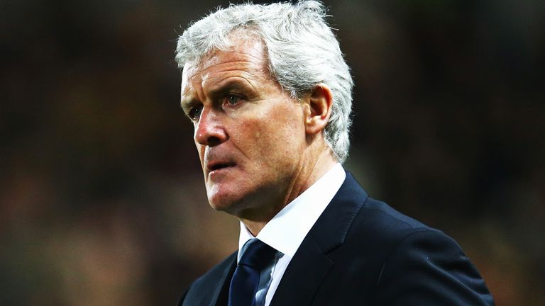 Mark Hughes: Hopes Stoke can ease the pain of Newcastle defeat