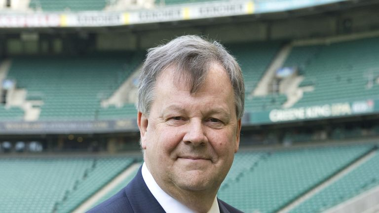 Ian Ritchie: 'Frustrated' by England's tour results